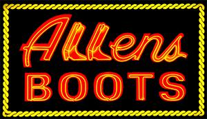 Allens Boots Promo Code