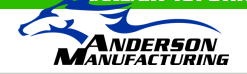 Anderson Manufacturing Promo Code