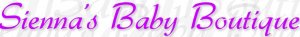Sienna's Baby Boutique Promo Code